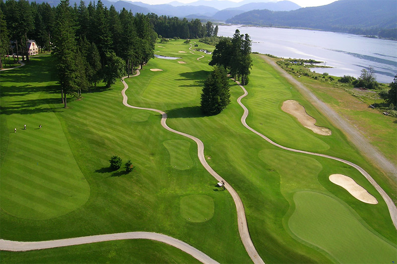 Sandpiper Golf Course, Harrison Mills, Fraser Valley, British Columbia