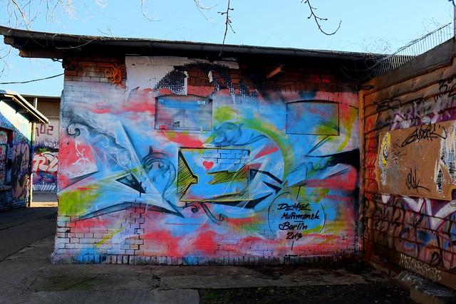 streetart | berlin . raw . friedrichshain