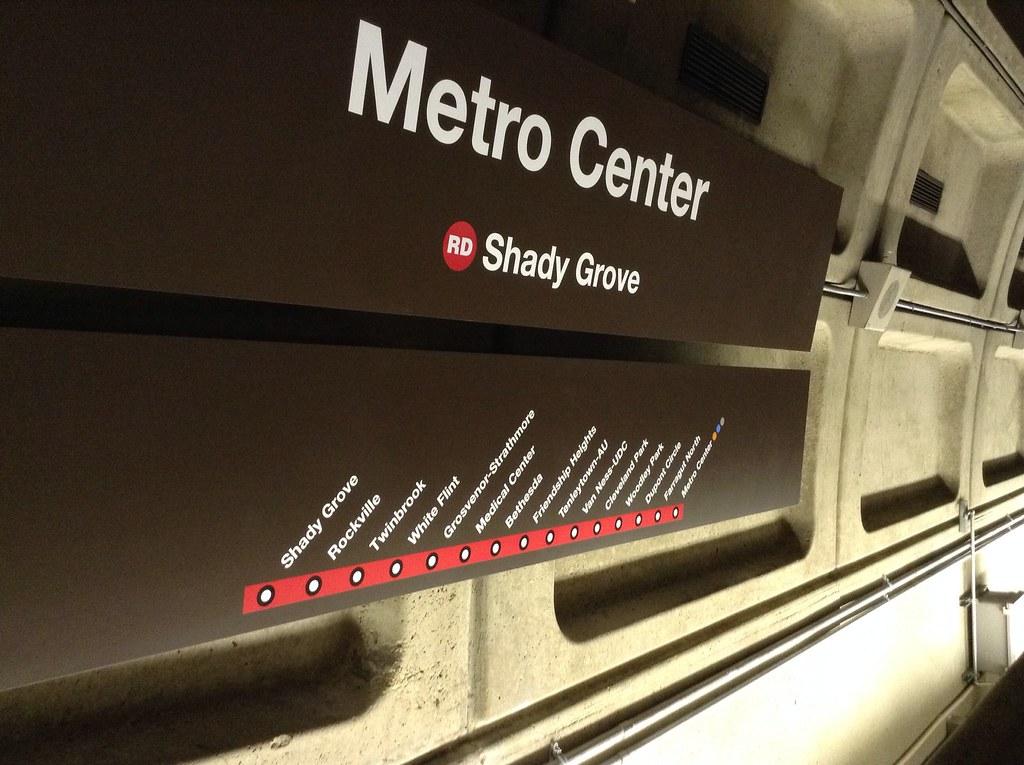 Washington Metro Subway Map.How To Use The Washington Dc Metro Subway Free Tours By Foot