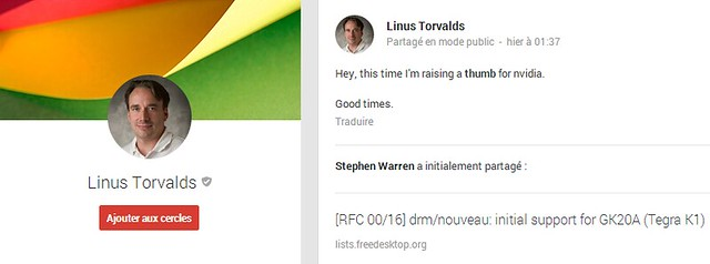 Linus Tovald
