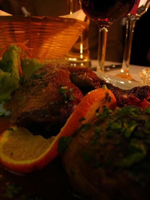 Anatra all'Arancia: Ricetta Bimby