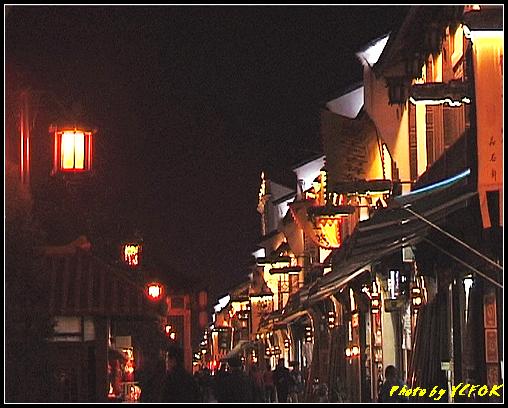 杭州 吳山天風景區 (清河坊) - 083 (夜景)