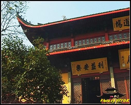 杭州 飛來峰景區 - 050 (靈隱寺)