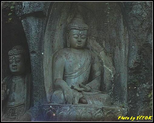 杭州 飛來峰景區 - 007 (飛來峰石雕佛像)