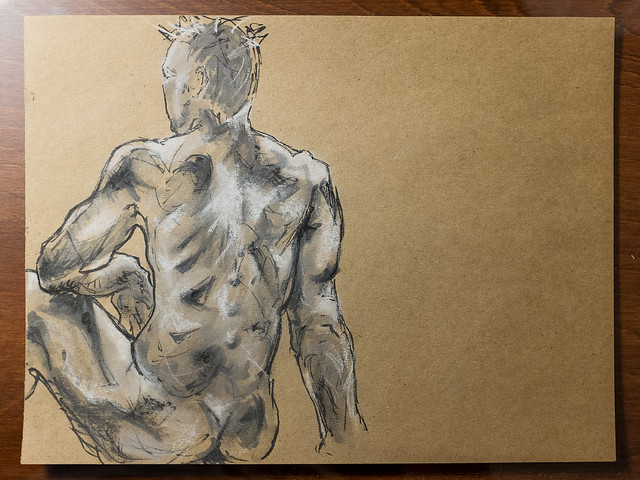 Life Drawing - Sneak Peek-1