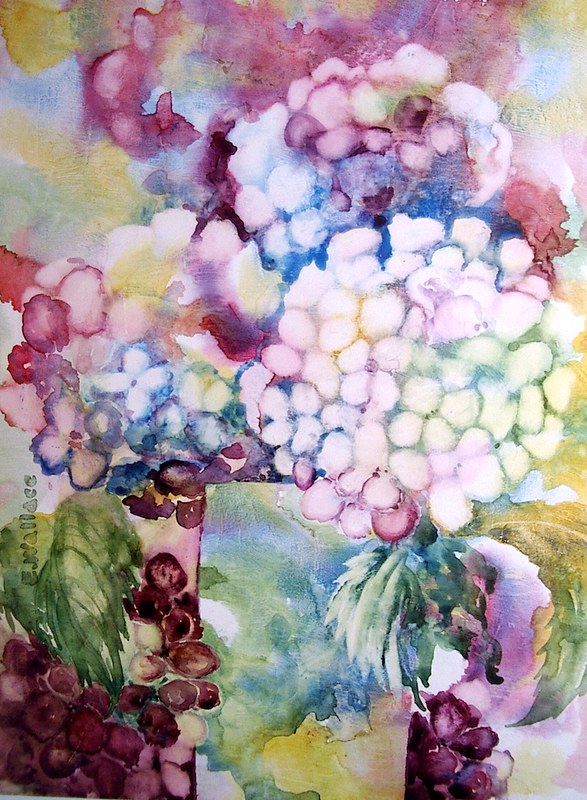 Lises's Hydrangeas