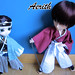 Kenshin vs Souji by Aerith Michaelis