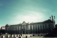 À Toulouse, le Capitole, c'est Capital