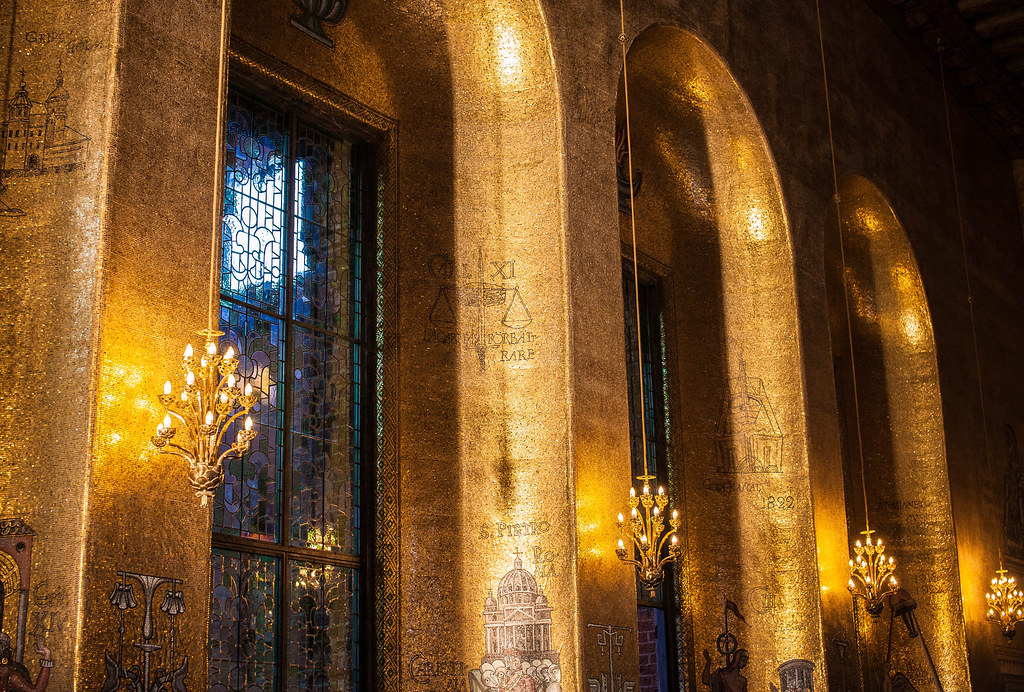 Golden Hall | Stockholm City Hall