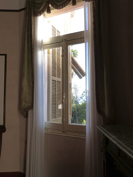 fenêtre ersienne