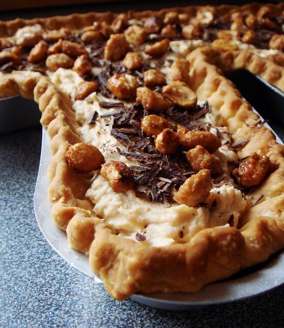 Pi Pie: Peanut Butter Pie
