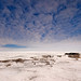 Where The Sky Meets The Sea Ice by Zircon_215