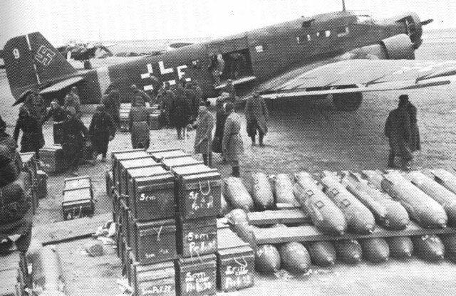 The Stalingrad Airlift.