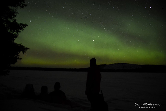 An Arctic Adventure in Swedish Lapland - Northern Lights in Swedish Lapland