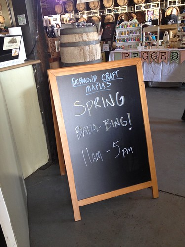 Spring Bada Bing 2014 at Hardywood Park Craft Brewery