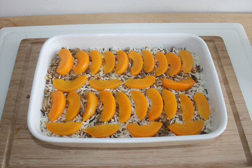 31 - Mit Pfirsichen abschließen / End with peaches