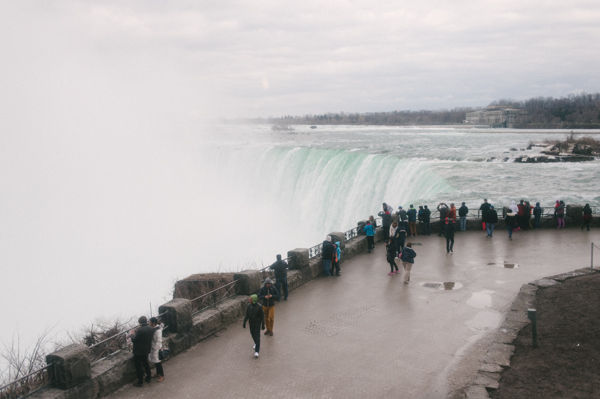 A visit to The Falls