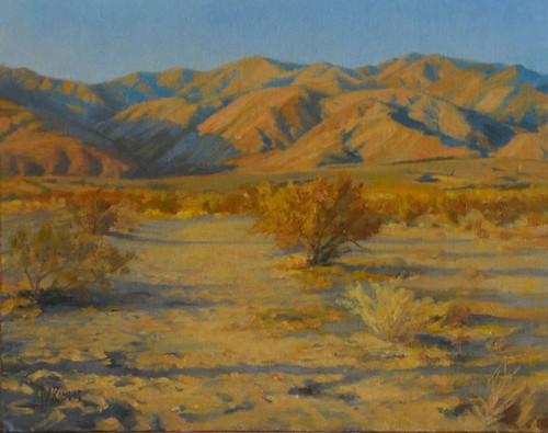 Golden Light, Anza-Borrego