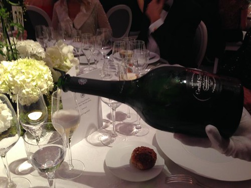 laurent perrier dinner