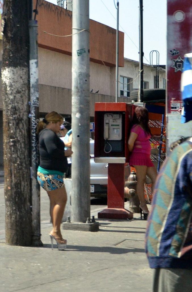 prostitutas grabadas en la calle prostitutas de tijuana