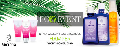 Weleda Giveaway Earth Day