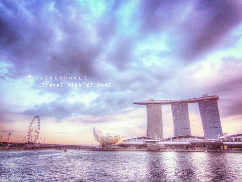 [Singapore] Marina Bay Sands