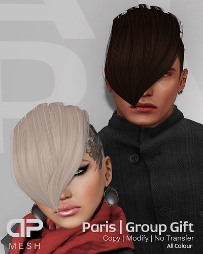 [Atro Patena] - Paris Group gift