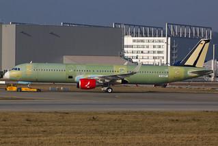 Avianca - A321 - D-AVZY (1)_