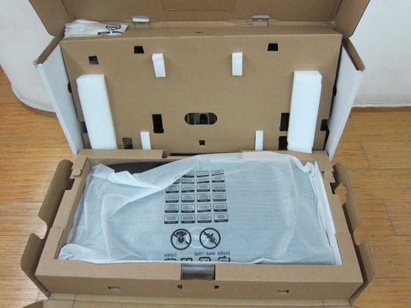Dell UltraSharp 34 Curved Monitor (U3415W) - Open