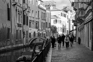 A Day in Venice, Italy