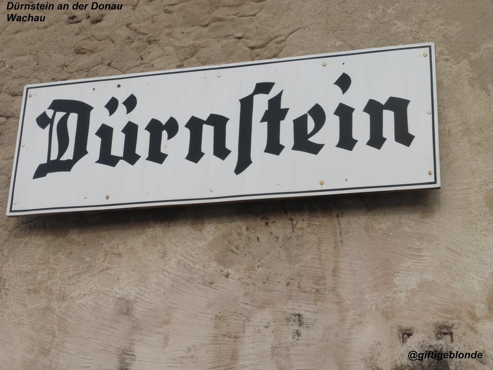 Dürnstein an der Donau, Wachau