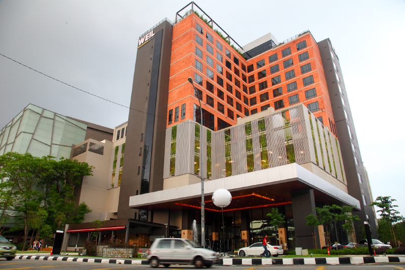 WEIL Hotel @ Ipoh - Contemporary Luxury Hotel
