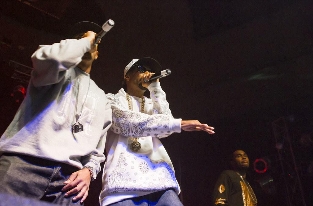 Bone Thugs-n-Harmony at The Bourbon | Jan. 28, 2015