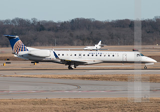 N11318  United Express (ExpressJet Airlines) Choose... Embraer ERJ-145XR (EMB-145XR) Nashville BNA