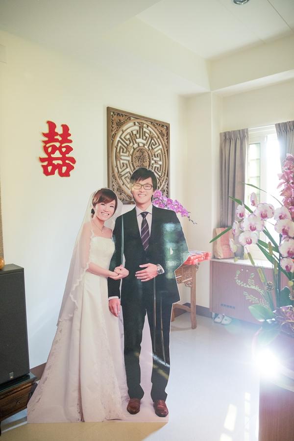 [ 婚禮攝影-結婚 ] 家偉 & 思汎 / 台南南科總理大餐廳