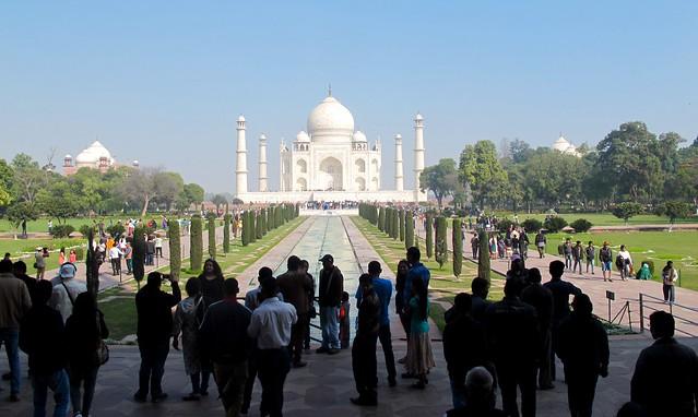 India - Taj Mahal