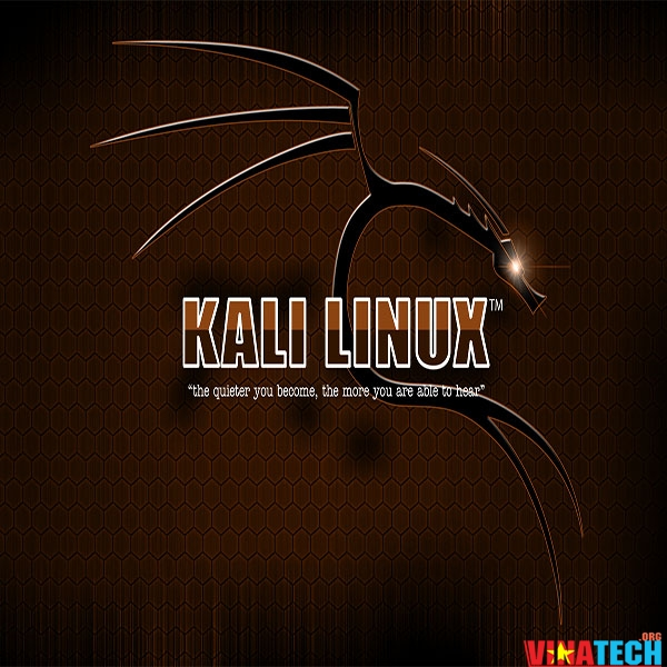 Download hệ điều hành Kali Linux