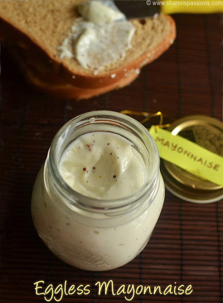 How to make homemade mayonnaise without egg