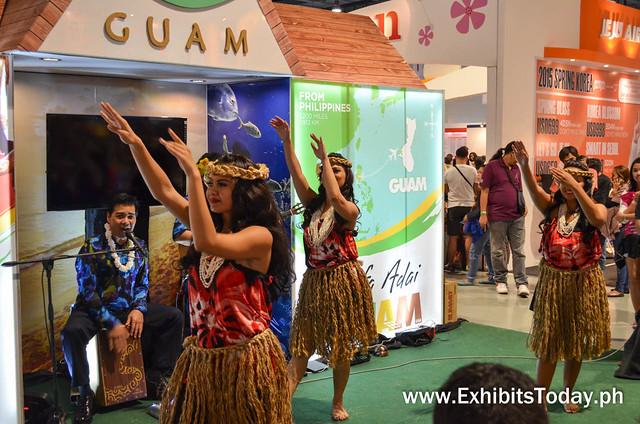 Guam Trade Show Booth