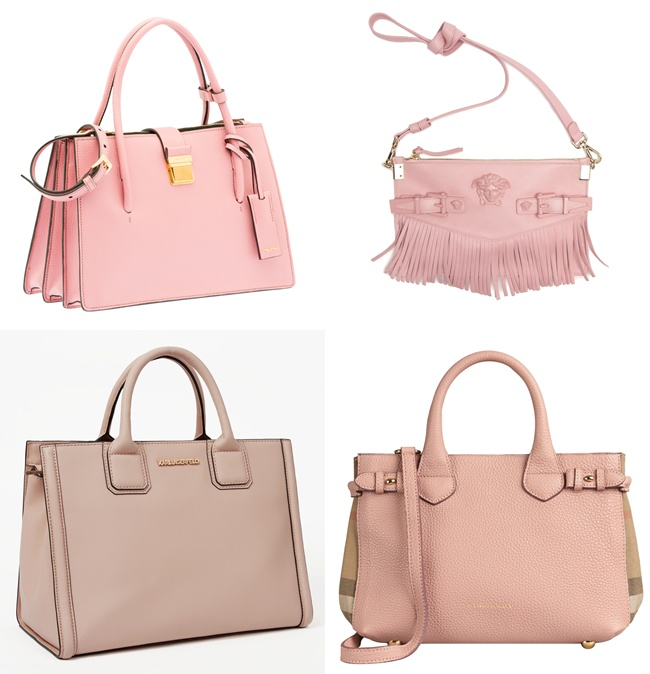5 bags nude