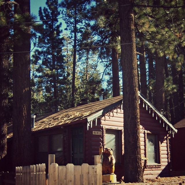 Lake Arrowhead/Big Bear 02/15/15