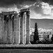 Temple of Olympian Zeus by GeorgeVog
