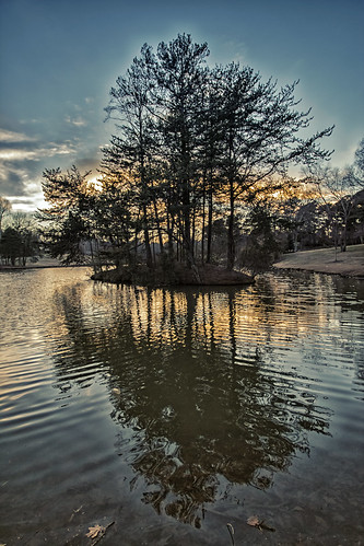 winter sunset lake reflections photography twilight raw poem northcarolina robertfrost gastonia heatherlock dorameulman