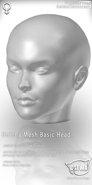 CATWA HEAD Helena
