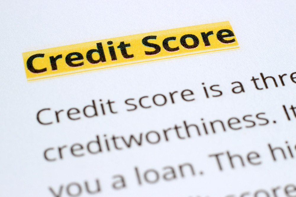 Credit Score - Dictionary 1