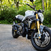 Ducati Monster 1200s by chris stump