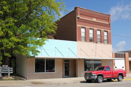 1898 Building - Alden, MN