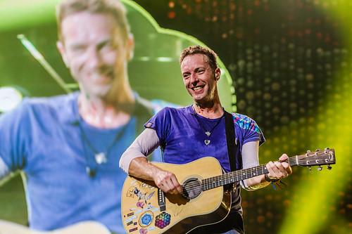 Coldplay Amsterdam ArenA mashup foto - 2016 Coldplay Amsterdam ArenA-6082