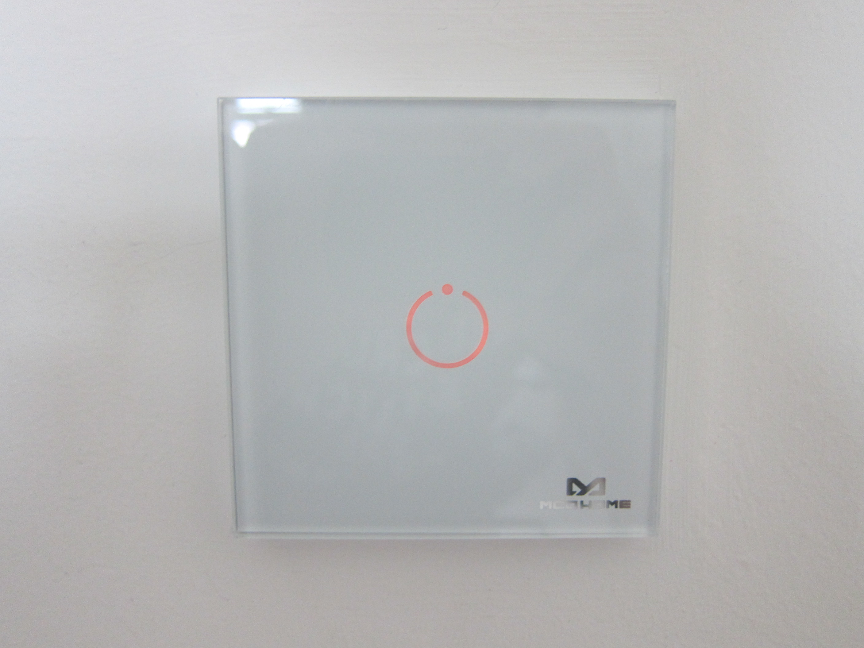 The Start Of My Smart Home Journey Blog Neutral Wire Light Switch How To A Smartthings Mco Touch Panel 1 Gang Mh S411