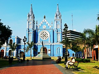 Church in Lima